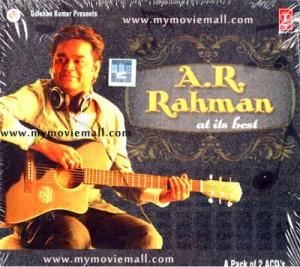 A.R.RAHMAN AT ITS BEST poster
