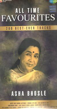 ALL TIME FAVOURITES - ASHA BHOSLE poster