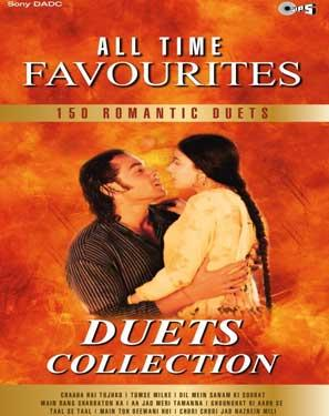 All Time Favourites - Duets Collection poster