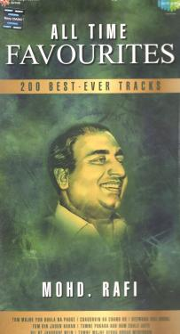 ALL TIME FAVOURITES - MOHD. RAFI poster