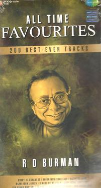 ALL TIME FAVOURITES - R D BURMAN poster
