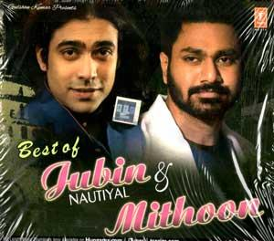 BEST OF JUBIN NAUTIYAL & MITHOON poster