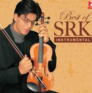 BEST OF SRK INSTRUMENTAL poster