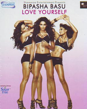Bipasha Basu - Love Yourself Fit - Fabulous You poster