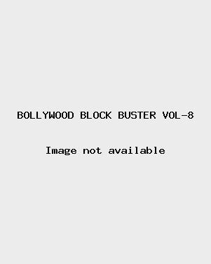 BOLLYWOOD BLOCK BUSTER VOL-8