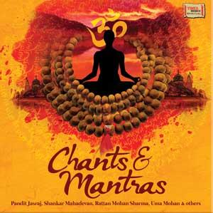 CHANTS & MANTRAS poster