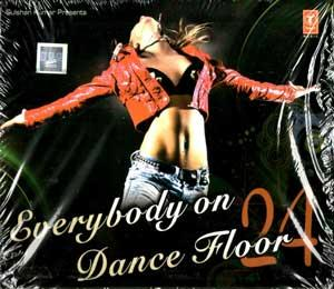EVERYBODY ON DANCE FLOOR 24 poster