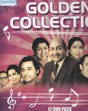 GOLDEN COLLECTION DVD