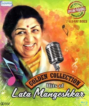 GOLDEN COLLECTION HITS OF LATA MANGESHKAR poster