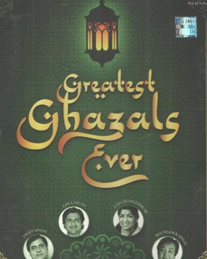 GREATEST GHAZALS EVER ACD