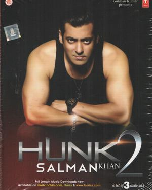 HUNK 2 SALMAN KHAN  music