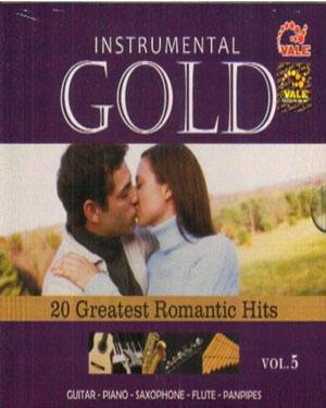 INSTRUMENTAL GOLD 20 GRT ROMANTIC HITS VOL 5 ACD