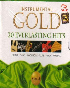 INSTRUMENTAL GOLD 20 EVERLASTING HITS  ACD