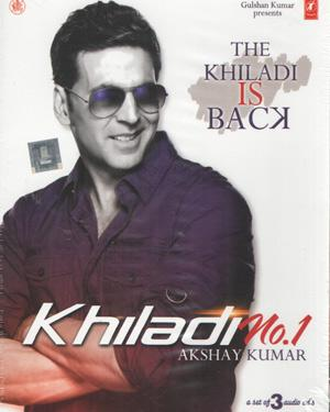 KHILADI NO.1 AKSHAY KUMAR ACD