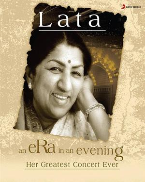 Lata - An Era In An Evening poster