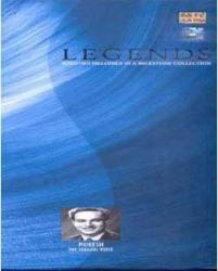 LEGENDS - MUKESH - 5CD COLLECTORS PACK WITH BOOKLET  poster