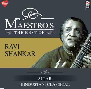 MAESTROS - The Best of -  RAVI SHANKAR poster