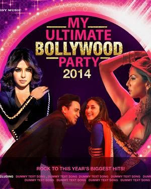 My Ultimate Bollywood Party 2014 poster