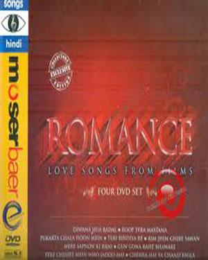 ROMANCE LOVE SONGS FROM FILMS DVD