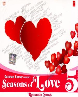 SEASONS OF LOVE 5 ACD