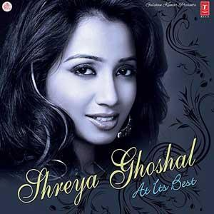 SHREYA GHOSHAL AT ITS BEST poster