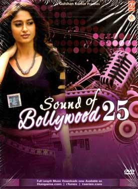 SOUND OF BOLLYWOOD 25 poster