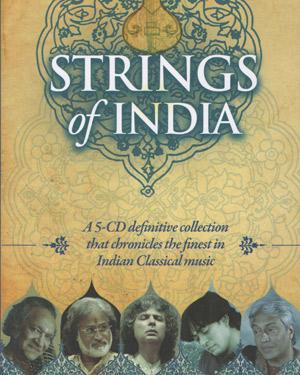 Strings Of India ACD