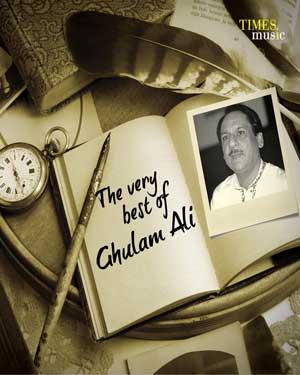 very best of ghulam ali music audio cd sku acd 32682 actors ghulam ali