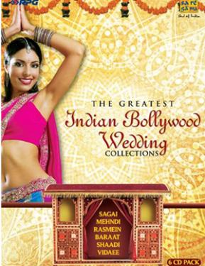 The Greatest Indian Bollywood Wedding Collection poster