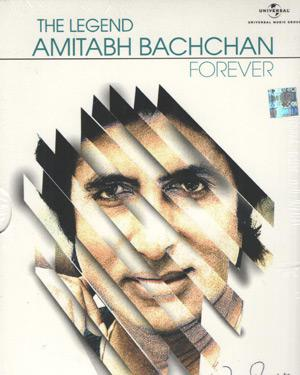 THE LEGEND AMITABH BACHCHAN FOREVER MP3