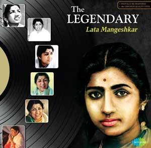 The LEGENDARY - LATA MANGESKAR poster