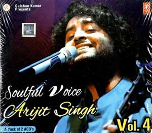 SOULFUL VOICE ARIJIT SINGH VOL.4 poster