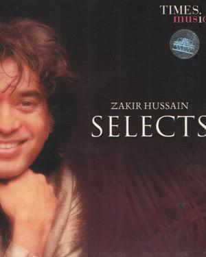 Zakir Hussain- Selects  music