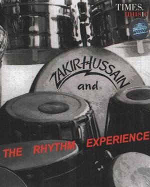 Zakir Hussain And The Rhythm Experience  music