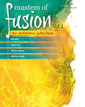 Masters of Fusion Vol.2 - The Definitive Collection  music