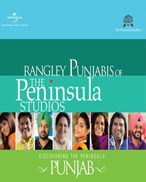 RANGLEY PUNJABIS OF THE PENINSULA STUDIO poster