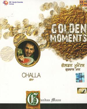 GOLDEN MOMENTS CHALLA poster