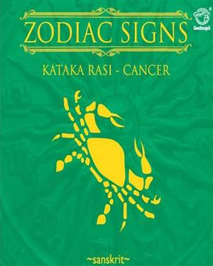 Zodiac Signs - Kataka Rasi - Cancer ACD