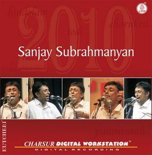 DECEMBER SEASON 2010 - SANJAY SUBRAHMANYAN (14 CD) ACD