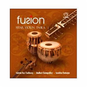 Fusion-Sitar,Tabla,Violin ACD