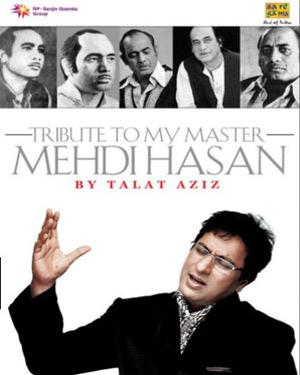 TRIBUTE TO MY MASTER MEHDI HASS poster