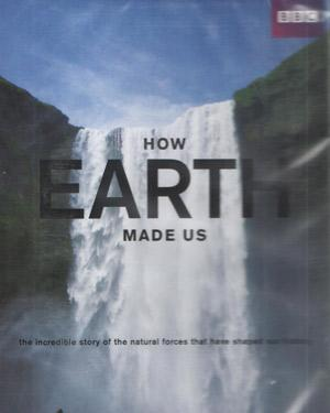 HOW EARTH MADE US poster