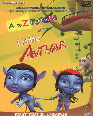 A to Z Rhymes with Little Avthar poster