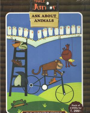 Ask About Animals poster