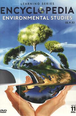 LEARNING SERIES  ENCYCLOPEDIA ENVIRONMENTAL STUDIES poster