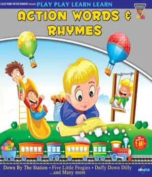 ACTION WORDS & RHYMES VCD