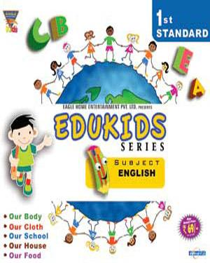 EDU KIDS  ENGLISH VCD