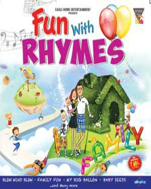 FUN WITH RHYMES VCD