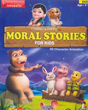 Moral Stories For Kids DVD