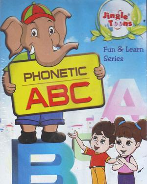 Phonetic ABC - Fun And Learn Series VCD